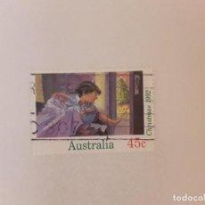 Timbres: AUSTRALIA SELLO USADO. Lote 277021318