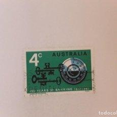 Timbres: AUSTRALIA SELLO USADO. Lote 277021528
