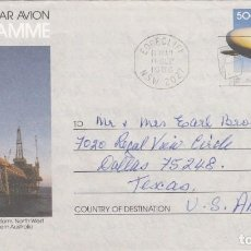 Sellos: CORREO AEREO: AUSTRALIA 1986. Lote 277468023