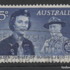 Sellos: AUSTRALIA SELLO USADO * LEER DESCRIPCION. Lote 278465428
