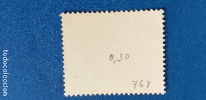 Sellos: Australia. Año 1982. Fauna, ranas. Yvert 768 - Foto 2 - 278491363