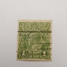 Sellos: SELLO AUSTRALIA ,1931,1 PENNY, 1 UNID., USADO.. Lote 288207338
