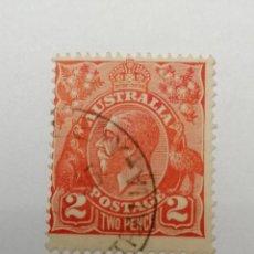 Sellos: SELLO AUSTRALIA ,1931,2 PENNY, 1 UNID., USADO.. Lote 288207993