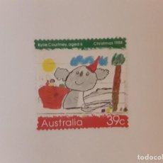 Sellos: AUSTRALIA SELLO USADO. Lote 289223458