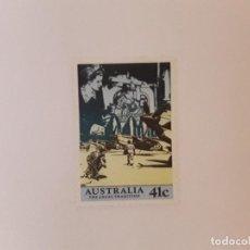 Sellos: AUSTRALIA SELLO USADO. Lote 289225503