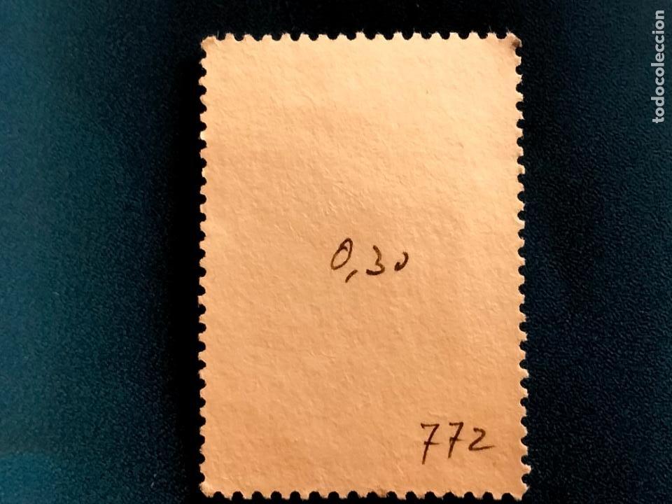 Sellos: Usado. Australia. AÑO 1982. YVERT 772. FLORA, ROSAS - Foto 2 - 289296733
