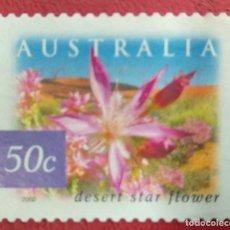 Sellos: AUSTRALIA 2002.. Lote 289518803