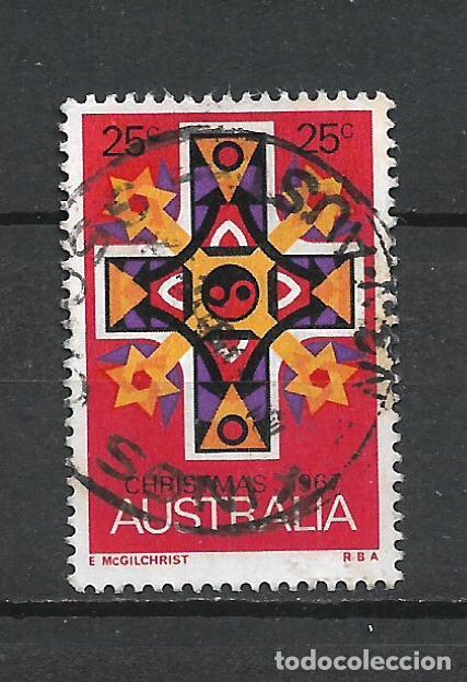 AUSTRALIA SELLO USADO - 15/63 (Sellos - Extranjero - Oceanía - Australia)