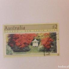 Selos: AUSTRALIA SELLO USADO. Lote 295301573