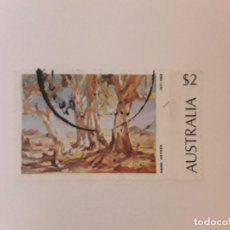 Selos: AUSTRALIA SELLO USADO. Lote 295301613