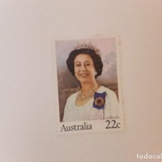 Selos: AUSTRALIA SELLO USADO. Lote 295302468