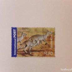 Selos: AUSTRALIA SELLO USADO. Lote 295302718