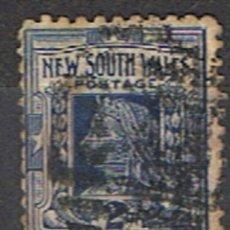 Sellos: NUEVA GALES DEL SUR . AUSTRALIA // YVERT 76 // 1897-98 ... USADO. Lote 295692968