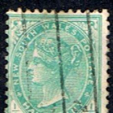 Sellos: NUEVA GALES DEL SUR . AUSTRALIA // YVERT 87 // 1906 ... USADO. Lote 295693148