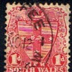 Sellos: NUEVA GALES DEL SUR . AUSTRALIA // YVERT 88 // 1906 ... USADO. Lote 295695533