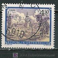 Sellos: AUSTRIA 1984. PREMONSTRATENSIAN ABBEY, SCHLÄGL. Lote 260788840