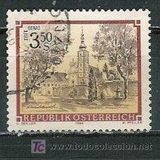 Francobolli: AUSTRIA 1984. MONASTERIO PREMOSTRATENSE, GERAS. Lote 260788005