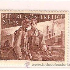 Sellos: AUSTRIA Nº 852 YVERT ET TELLIER AU PROFIT DES PRISONNIERS RAPATRIERS. Lote 9524828