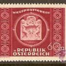 Sellos: AUSTRIA Nº 779 A 781 YVERT ET TELLIER 1949. Lote 27546636