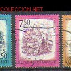 Sellos: AUSTRIA 1977. PAISAJES. Lote 222198271