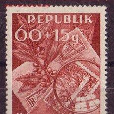 Sellos: AUSTRIA 782*** - AÑO 1949 - DIA DEL SELLO. Lote 20493551