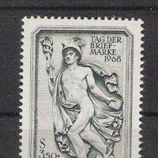 Sellos: AUSTRIA - AÑO 1968 - DÍA DEL SELLO - 1106 ***. Lote 15063027