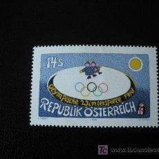 Sellos: AUSTRIA 1998 IVERT 2073 *** JUEGOS OLIMPICOS DE INVIERNO DE NAGANO - JAPON. Lote 15649305