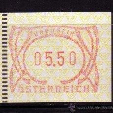 Sellos: AUSTRIA DISTRIBUIDOR 3*** - AÑO 1995 - CIFRAS. Lote 19556158