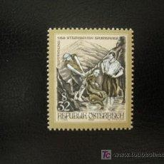 Sellos: AUSTRIA 1999 IVERT 2128 *** CUENTOS Y LEYENDAS. Lote 228333865