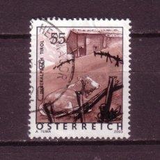 Sellos: AUSTRIA 2347 - AÑO 2005 - VACACIONES EN AUSTRIA - TIROL. Lote 21246990