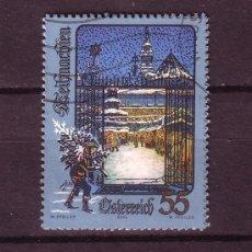 Sellos: AUSTRIA 2339 - AÑO 2004 - NAVIDAD - PINTURA - OBRA DE KARL NEUHOFER. Lote 21283348