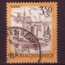 Sellos: AUSTRIA 1410 - AÑO 1978 - PAISAJES. Lote 21549428