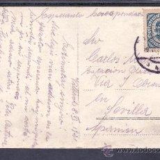 Sellos: AUSTRIA 226 TARJETA POSTAL ILUSTRADA DE VILLACH A SEVILLA, ESCRITA EN ESPERANTO . Lote 22338675