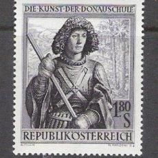 Sellos: AUSTRIA 1965 - ARTE ESCUELA DEL DANUBIO - YVERT 1016 ***. Lote 31023110