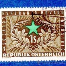 Sellos: AUSTRIA.- YVERT Nº 838, EN USADO (AUST-28). Lote 32610126