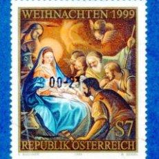 Sellos: AUSTRIA.- SELLO DEL AÑO 1999, EN USADO (AUST-3). Lote 32610218
