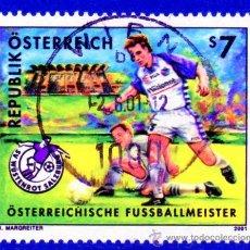 Sellos: AUSTRIA.- SELLO DEL AÑO 1998, EN USADO (AUST-7). Lote 32610346