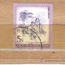 Sellos: SELLOS - LOTE 1 SELLO USADO - AUSTRIA ( PAISAJES O CIUDADES AUSTRIACAS ). Lote 35678944
