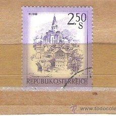 Sellos: SELLOS - LOTE 1 SELLO USADO - AUSTRIA ( PAISAJES O CIUDADES AUSTRIACAS ). Lote 35678960