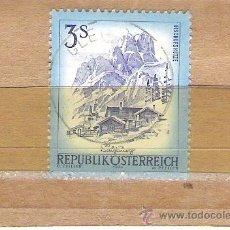 Sellos: SELLOS - LOTE 1 SELLO USADO - AUSTRIA ( PAISAJES O CIUDADES AUSTRIACAS ). Lote 35678985