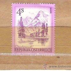 Sellos: SELLOS - LOTE 1 SELLO USADO - AUSTRIA ( PAISAJES O CIUDADES AUSTRIACAS ). Lote 35679007