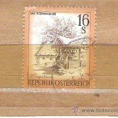 Sellos: SELLOS - LOTE 1 SELLO USADO - AUSTRIA ( PAISAJES O CIUDADES AUSTRIACAS ). Lote 35679021