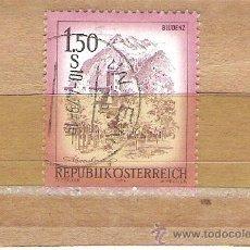 Sellos: SELLOS - LOTE 1 SELLO USADO - AUSTRIA ( PAISAJES O CIUDADES AUSTRIACAS ). Lote 35679040