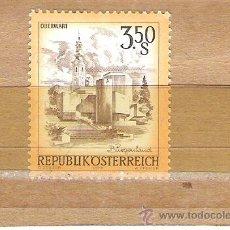 Sellos: SELLOS - LOTE 1 SELLO USADO - AUSTRIA ( PAISAJES O CIUDADES AUSTRIACAS ). Lote 35679112
