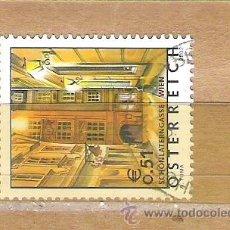 Sellos: SELLOS - LOTE 1 SELLO USADO - AUSTRIA ( EDIFICIOS Y PAISAJES AUSTRIACOS ) . Lote 35718390