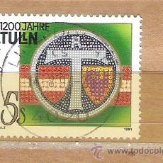 Sellos: SELLOS - LOTE 1 SELLO USADO - AUSTRIA ( TEMATICOS ) . Lote 35720510
