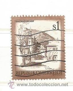 AUSTRIA 1975. PAISAJES, KAHLENBERGERDORF, VIENNA (Sellos - Extranjero - Europa - Austria)