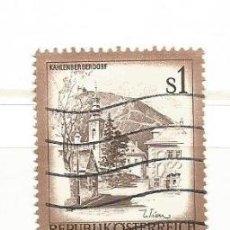 Francobolli: AUSTRIA 1975. PAISAJES, KAHLENBERGERDORF, VIENNA. Lote 261532360