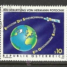 Timbres: AUSTRIA 1992 - SELLO MATASELLADO. Lote 41357062