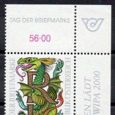 Sellos: AUSTRIA AÑO 1998 YV 2089*** DÍA DEL SELLO. Lote 43588153